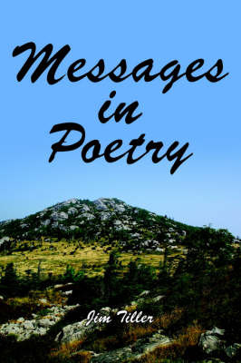 Messages in Poetry by Jim Tiller image
