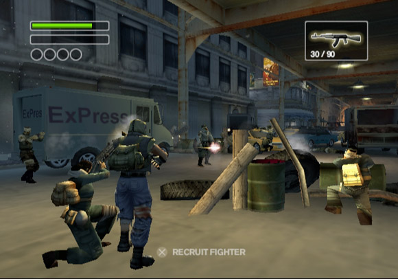 Freedom Fighters for PlayStation 2 image