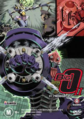 Big O II - Vol. 1: Paradigm Lost on DVD