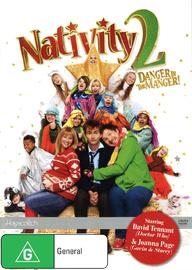 Nativity 2: Danger in The Manger on DVD