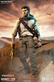 "Uncharted 3 Nathan Drake 12"" Action Figure"