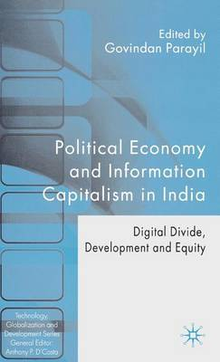 Political Economy and Information Capitalism in India image