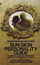Sun Sign Personality Guide by Robin MacNaughton image