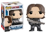 Captain America 3 - Winter Soldier Pop! Vinyl Figure
