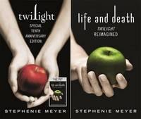 Twilight (Bonus Content) 10th Anniversary Edition by Stephenie Meyer image