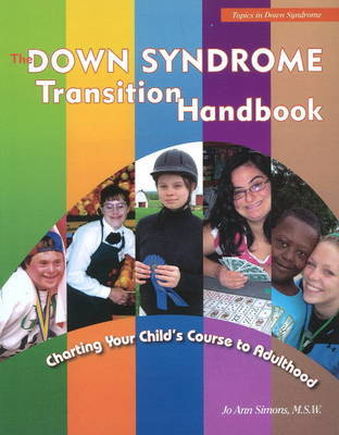 Down Syndrome Transition Handbook by Jo Ann Simons image