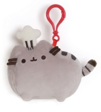 Pusheen The Cat: Chef Hat Pusheen - Backpack Clip