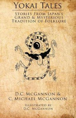 Yokai Tales by D C McGannon