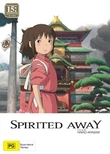 Spirited Away - 15th Anniversary (Limited Edition) on DVD, Blu-ray