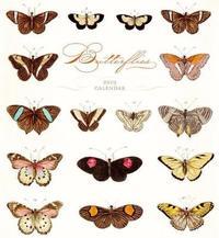 Butterflies 2019 Wall Calendar