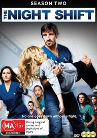 The Night Shift - Season Two on DVD