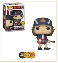 AC/DC - Angus Young Pop! Vinyl Figure (with a chance for a Chase version!) image