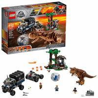 LEGO Jurassic World: Carnotaurus Gyrosphere Escape (75929)