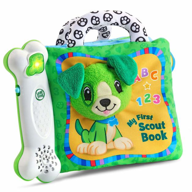 Leapfrog: My First Scout Book - Green