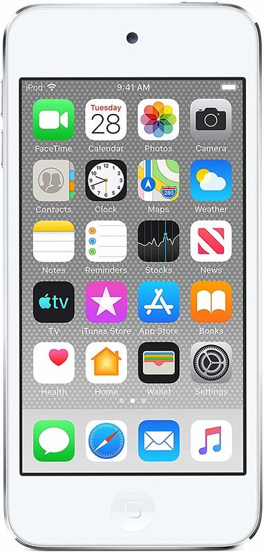 Apple: iPod Touch 256GB - Silver