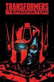 Transformers vs. The Terminator by Tom Waltz