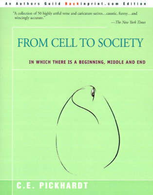 From Cell to Society by Carl Pickhardt image