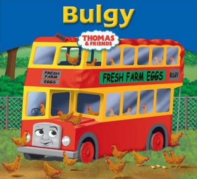 Bulgy by Rev. Wilbert Vere Awdry image