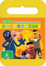 Play With Me Sesame - Head, Shoulders, Fur and Toes (Handle Case)  on DVD