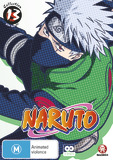 Naruto (Uncut) Collection 13 (Eps 164-177), DVD