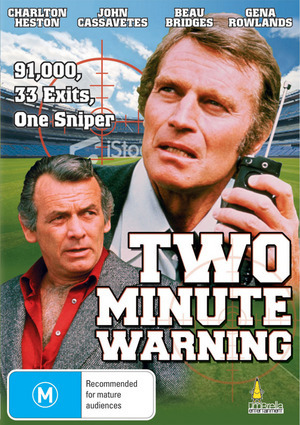 Two Minute Warning on DVD