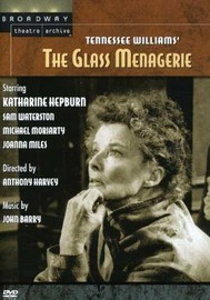 Glass Menagerie, The (Broadway Theatre Archive) on DVD image