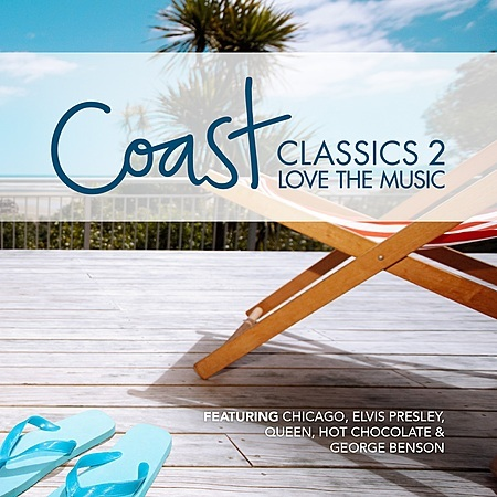 Coast Classics 2: Love The Music (2CD) by Various Artists image