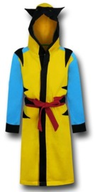 Marvel Wolverine: Hooded Costume Robe - (Small/Medium)