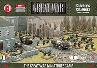 Flames of War - Clavery's Chargers (Army Deal)