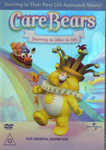 Care Bears - Journey To Joke-A-Lot on DVD