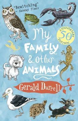 My Family and Other Animals by Gerald Durrell image