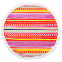 Sunnylife Round Towel - Balandra