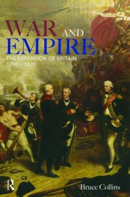 War and Empire by B. Collins image