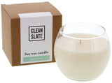 Clean Slate: Bulb Candle - Water Lily