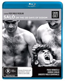 Salo, or The 120 Days Of Sodom on Blu-ray