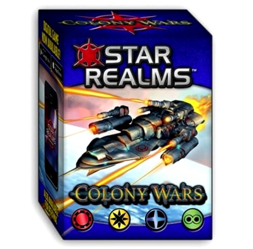 Star Realms: Deck Building Game - Colony Wars