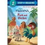 Pua and Heihei (Disney Moana) by Rh Disney