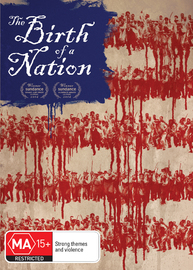 The Birth Of A Nation on DVD