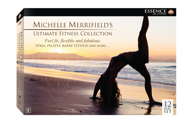 Michelle Merrifield - The Ultimate Fitness Collection on DVD