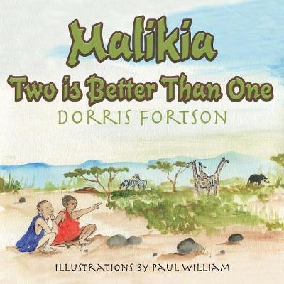 Malikia by Dorris Fortson image