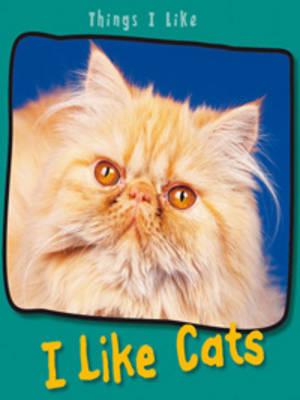 I Like Cats by Angela Aylmore image