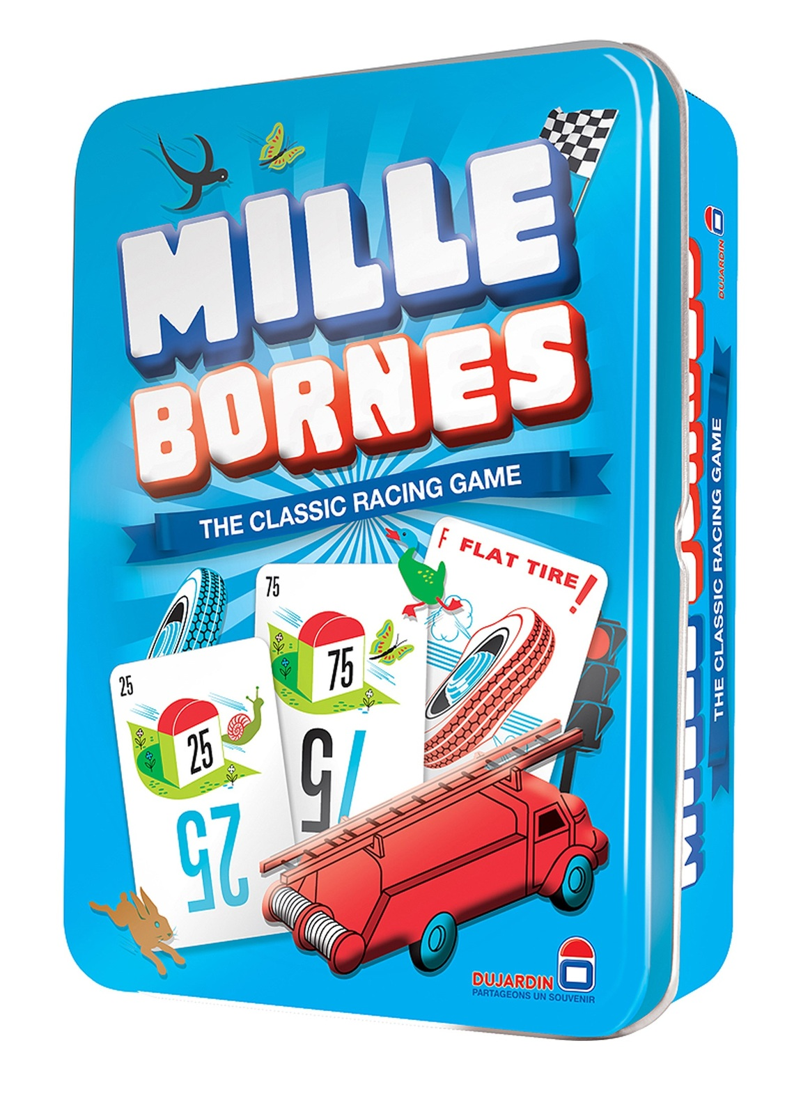 Mille Bornes - Card game image