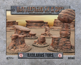 Battlefield in a Box - Badlands Tors