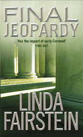 Final Jeopardy by Linda Fairstein image