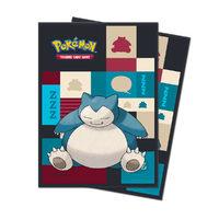 Ultra Pro: Pokémon Deck Protector Sleeves: Snorlax (65ct)