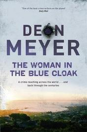 The Woman in the Blue Cloak by Deon Meyer image