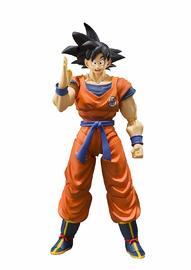 S.H. Figuarts Son Goku (A Saiyan Raised on Earth) - Action Figure