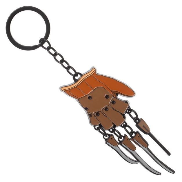 Nightmare on Elm Street: Freddy Krueger Glove - Keychain