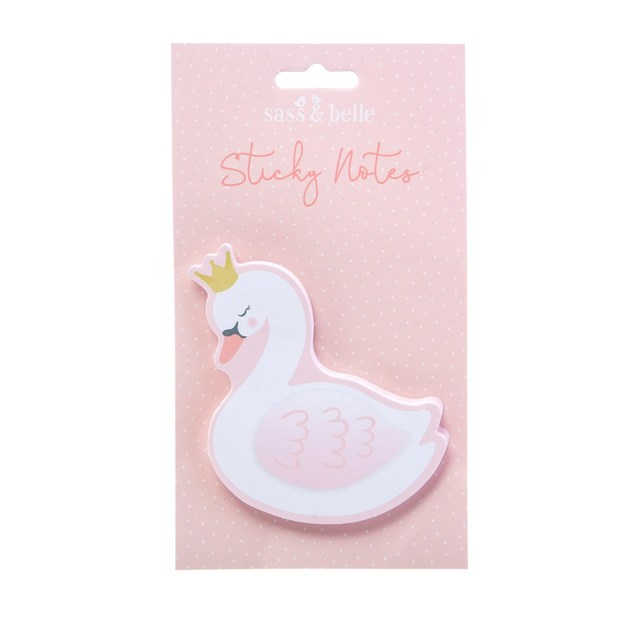 Sass & Belle: Freya Swan Sticky Notes