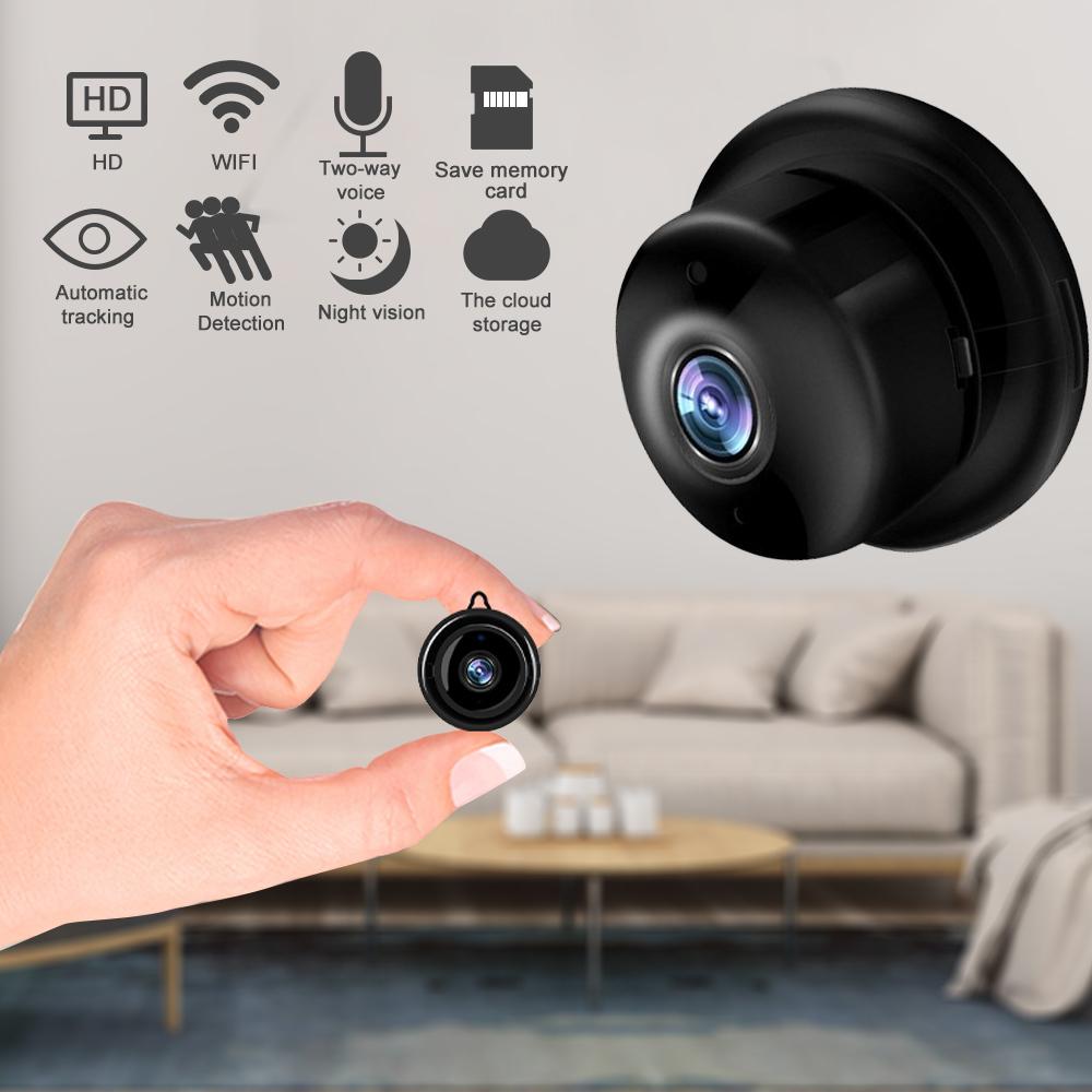 Smart Home Camera 720P WIFI Night Vision image